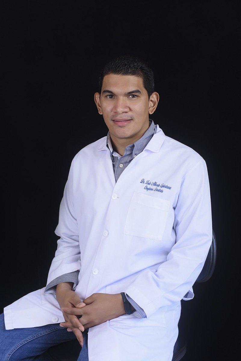 <b>Dr. Luis Quintana Salgado </b>