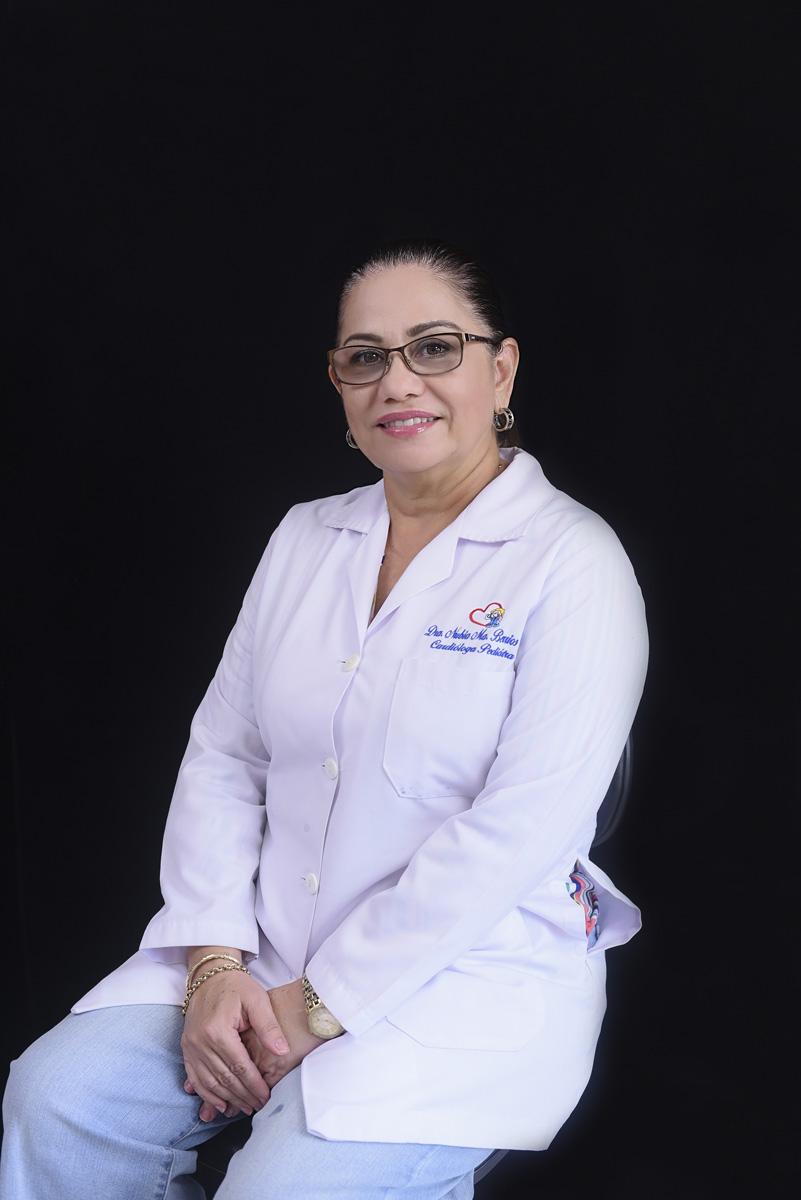 <b>Dra. Nubia Maeria Berrios G. </b>