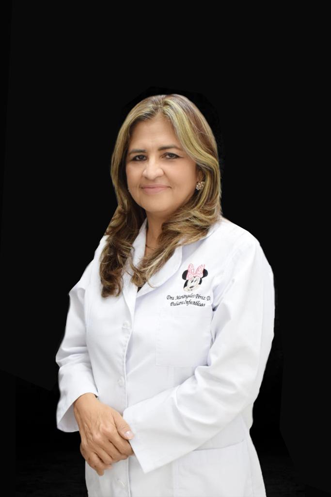 <b>Dra. Mariángeles Pérez D. </b>